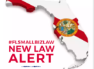 #FlSmallBizLaw New Law Alert- January 2017